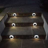Halo Solar Decking Light (2 pack)