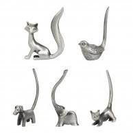 Iron Animal Ring Holders