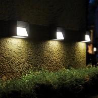 Intelligent Solar Skye Wall Light
