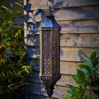 Kasbah Hanging Lantern