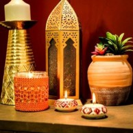 Kasbah Tealight Candle Holder