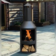 Kingfisher Log Burner
