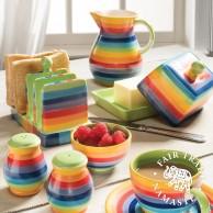 Rainbow Ceramics Table Essentials