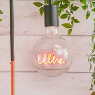 Wine LED Filament Bulb