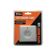 LED Silver Sensor Light