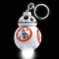 Lego BB8 Star Wars LED Keyring Torch
