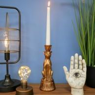 Leopard Candle Holder