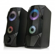 Light up Gaming Speakers