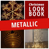 Christmas Look - Metallic