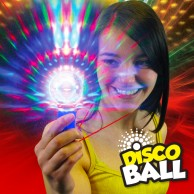 Disco Ball Torch