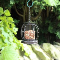 Mini Lantern Nut Bird Feeder
