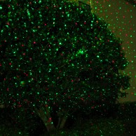 Outdoor Christmas Laser Light (Multi Function)