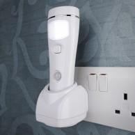 Nite Safe Sensor LED Night Light & Torch II