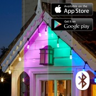 Orion Bluetooth Solar String Lights