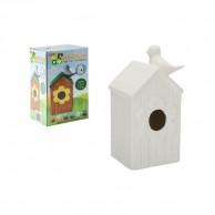 Paint Your Own Ceramic Birdhouse
