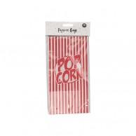 Paper Popcorn Bags (10 pack)