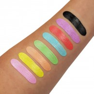 Pastel Neon UV Body Crayons Boxset