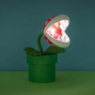 Super Mario Piranha Plant Poseable Lamp