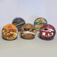 Price's Scented Candle Tins