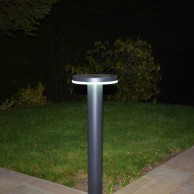 Pro Solar Halopost Post Light