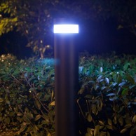 Pro Solar Litecharga 800mm Bollard Light