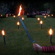 Procession Torch / Garden Candles