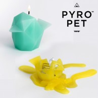 Pyro Pet Candle Bibi