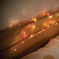 Heart Copper Wire String Lights