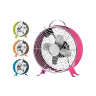 Retro Neon Desk Fan