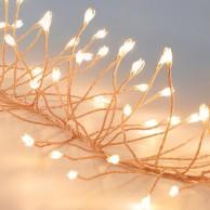 Rose Gold Ultrabrights Garland 430 LED