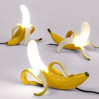 Seletti Banana Lamps - Yellow