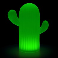 Large Solar Cactus Mood Light