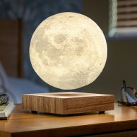 Gingko Smart Levitating Moon Lamp