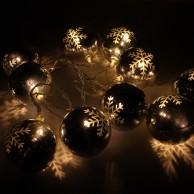 Snowflake Bauble Lights