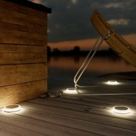 Dartmouth Solar Decking Light