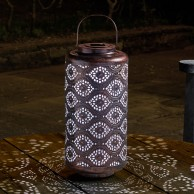Solar Fez Lantern