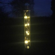 Solar Hanging Light Tube