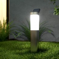 Solar Kodiak PIR Post Light