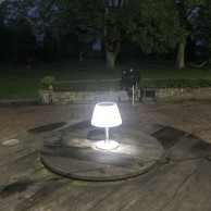 Solar Dimmable Table Lamp