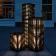 Solar Martinique Lanterns