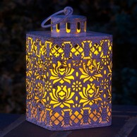Sumatra Battery Operated Lantern