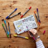 The Doodle Pencil Case - Fairytales and Legends