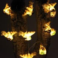 T Rex Fairy Lights