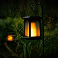 Trueflame Solar Crook Lantern