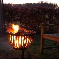 Tulip Fire Basket FF102