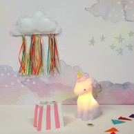 Rechargeable Unicorn Night Light