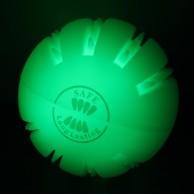 USB Light Up Dog Ball