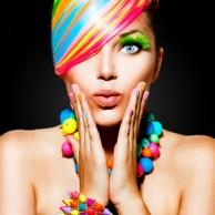 W7 Neon Hair Chalk