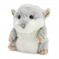 Warmies Grey Hamster