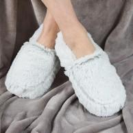 Warmies Slippers Grey